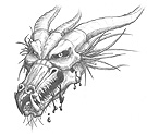 Ragnus Dragon Skull from Age of Ragnus